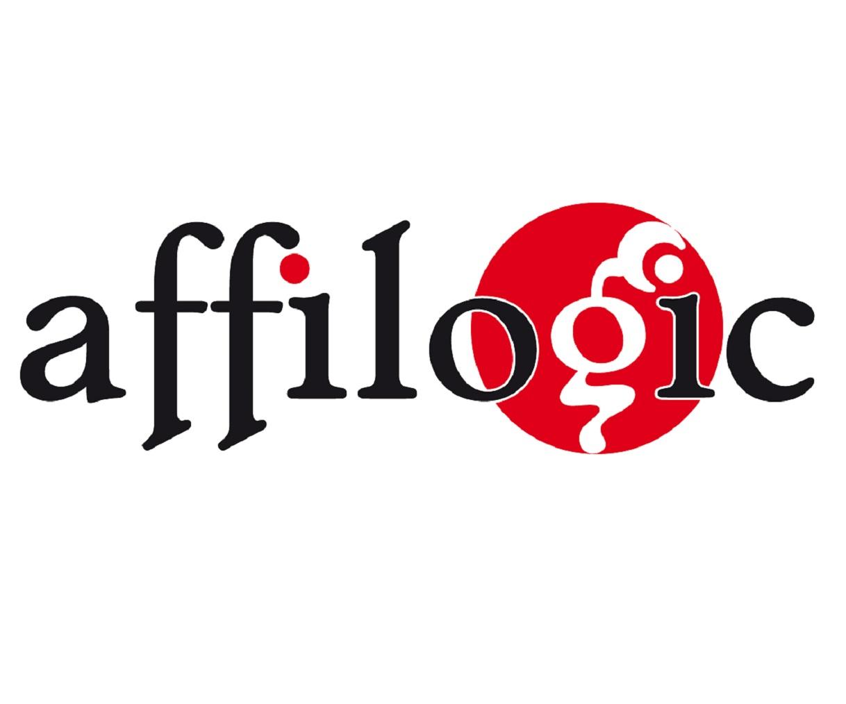 Nouveau logo Affilogic fond blanc - Atlanpole Biotherapies : Atlanpole  Biotherapies